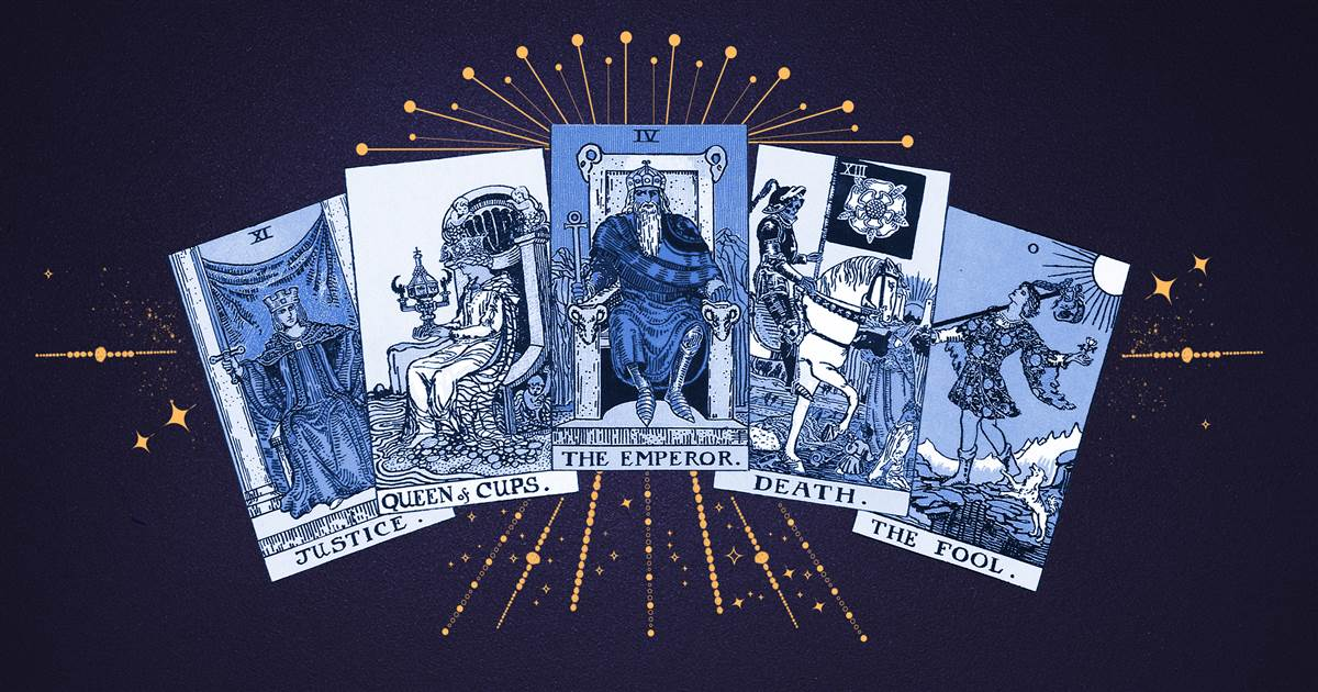 Unusual Short Article Offers You The Truths On Tarot Card Analysis